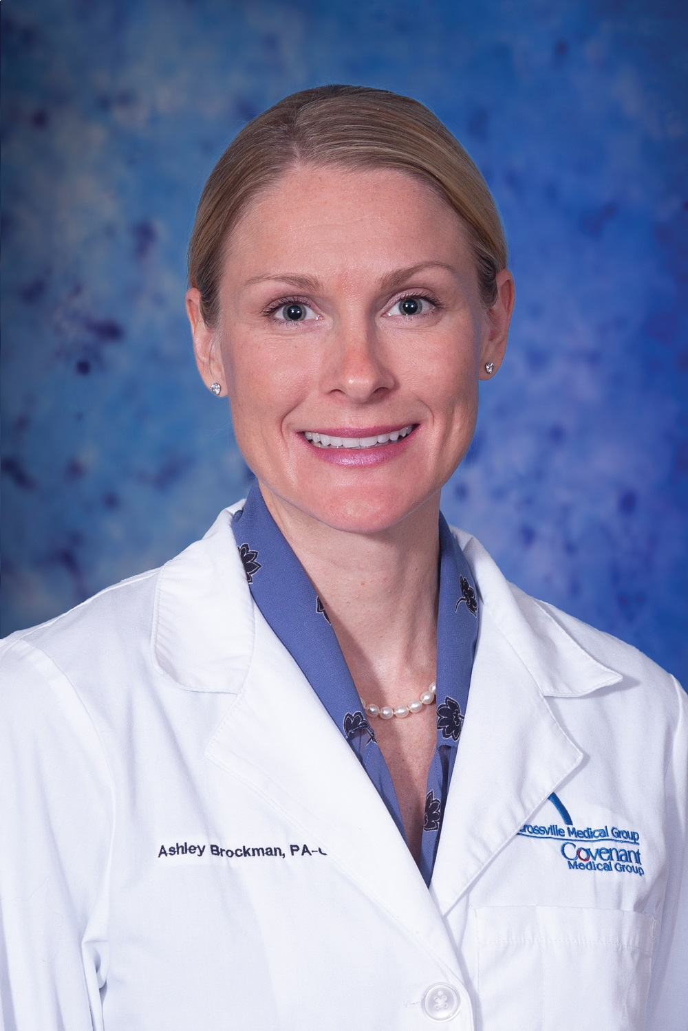 Ashley Brockman, PA-C is a member of the healthcare team at Cumberland Diabetes Center.