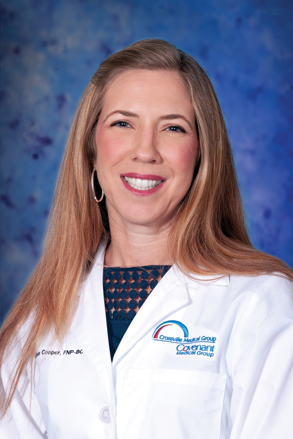 Carissa Cooper, FNP-BC is a member of the healthcare team at Cumberland Diabetes Center.